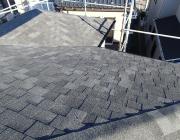 アスファルトシングル屋根の写真
