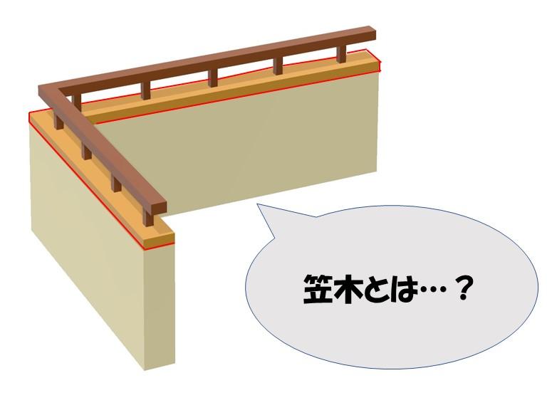 和歌山市で笠木について詳しくご紹介します