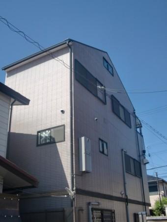 和歌山市H様邸の外観